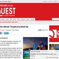 Win 1 of 2 ultimate Tangalooma Island trips!