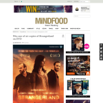 Win 1 of 20 copies of Strangerland on DVD!