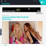 Win 1 of 20 double passes to the Lavazza Italian Film Festival!