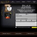 Win 1 of 20 KitchenAid Stand Mixers!