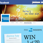 Win 1 of 20 personalised Donna Hay cook books!