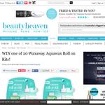 Win 1 of 20 Waxaway Aquawax Roll On Kits!