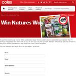 Win 1 of 200 'Nature's Way' packs!