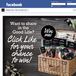Win 1 of 25 'Always Fresh' hampers!