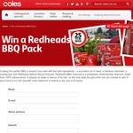 Win 1 of 25 Redheads BBQ packs!