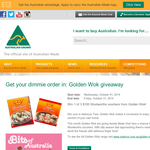 Win 1 of 3 $100 Woolworths gift cards!