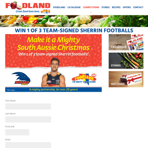 Win 1 of 3 Crows team-signed Sherrin footballs