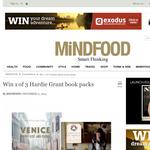 Win 1 of 3 Hardie Grant book packs!