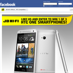 Win 1 of 3 'HTC One' smartphones!