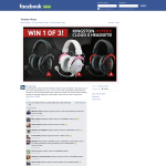 Win 1 of 3 Kingston HyperX Cloud II Headsets!