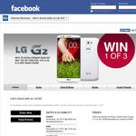 Win 1 of 3 LG 'G2' smartphones!