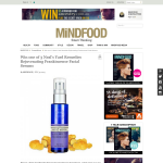 Win 1 of 3 Neal's Yard Remedies Rejuvenating Frankincense Facial Serums!