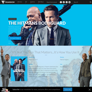 Win 1 of 30 double passes to The Hitman's Bodyguard