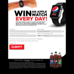 Win 1 of 31 Apple Watches!