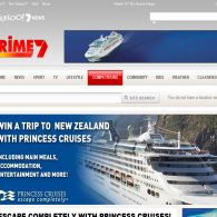 Win 1 of 4 amazing cruises to New Zealand!