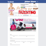 Win 1 of 4 'Phil & Teds' travel system packs!