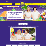Win 1 of 4 trips for 2 to Rio for the 2016 Olympic Games!