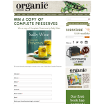 Win 1 of 5 copies of 'Complete Preserves'!