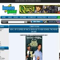 Win 1 of 5 copies of Mac & Devin go to High School