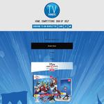 Win 1 of 5 Disney Infinity 2.0 starter packs!