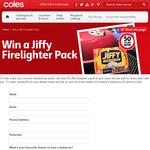 Win 1 of 50 Jiffy Firelighter packs!
