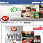 Win 1 of 500 SPC product packs!