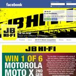 Win 1 of 6 Motorola 'Moto X' smartphones!