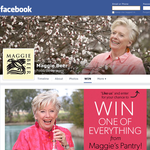 Win 1 of everything from Maggie's pantry!