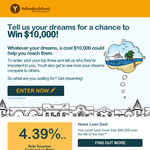 Win $10,000 Cash