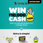 Win $10,000 cash!