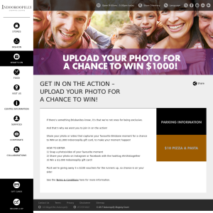 Win $1000 Store gift card