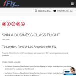Win 15,000 Worth of Travel Tickets
