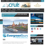 Win 15-day 'Evergreen Tours' river cruise from Amsterdam to Budapest!