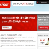 Win $16000 or 1 of 50 $200 Vouchers