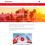 Win 2 return economy flights to the USA!