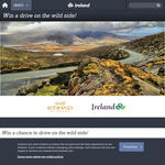 Win 2 Return Flights to Dublin and $2,000 Spending Money