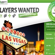 Win 2 Tickets to Las Vegas + $25000