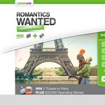 Win 2 tickets to Paris + $20,000 spending money!