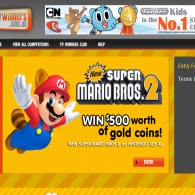 Win $500 or Nintendo 3DS with Super Mario Bros 2