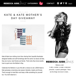 Win $500 worth of 'Kate & Kate' products for the home!
