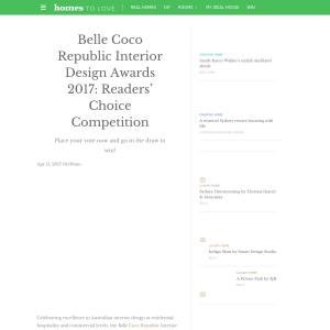 Win a $1,000 'Coco Republic' voucher!