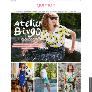 Win a $1,200 voucher for Gorman!