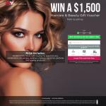 Win a $1,500 Gift Voucher