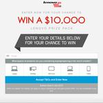 Win a $10,000 Lenovo prize pack!