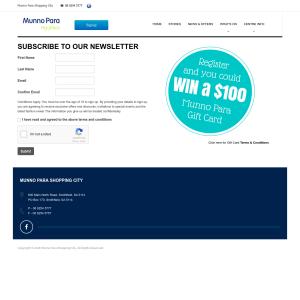 Win a $100 Munno Para Gift Card