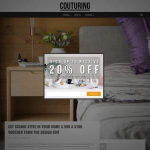 Win a $100 The Design Edit Voucher