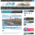 Win a 15-day 'Everygreen Tours' Amsterdam to Budapest river cruise!