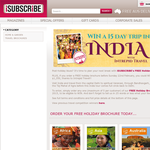 Win a 15 day trip in India with Intrepid Travel!