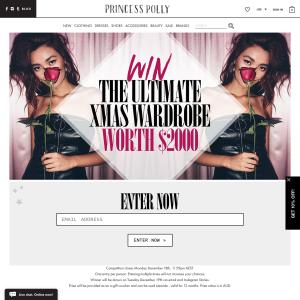 Win a $2,000 Gift Voucher