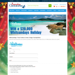 Win a $20,000 Whitsundays holiday!